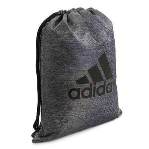 ADIDAS DRAWSTRING BAG Gray